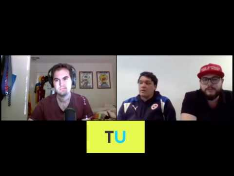 The Unshackled Waves Ep. 19 Interview Show with Matt Peat and Justen Bertram from AltConNews