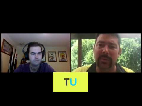 The Unshackled Waves Ep. 21 Interview Show with Dan Evans