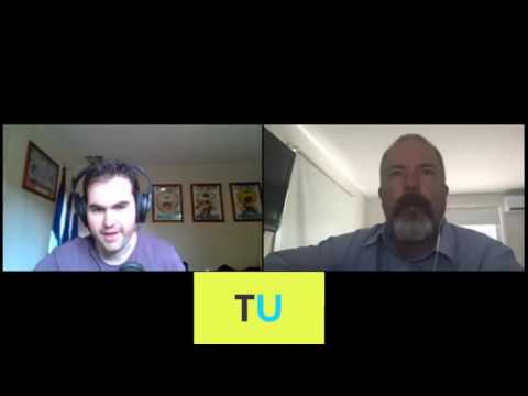 The Unshackled Waves Ep. 23 Interview Show with Stephen Templar