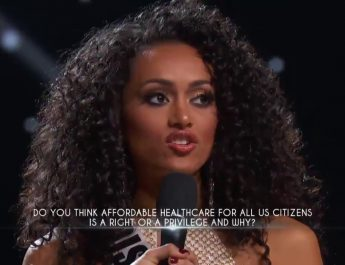 """Miss USA under fire for being """"too conservative"""""""