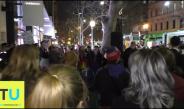 Leftist Protest Against Margaret Court at Liberal Fundraiser in Melbourne, 22nd June 2017