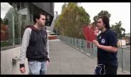 Video: Post Australian Pride March Interview – Ash, Youth Member of the True Blue Crew
