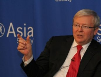 Why Is the Mainstream Media Seeking Kevin Rudd's Opinion?