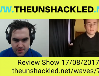 The Unshackled Waves Ep. 77 Another Dual Citizen, Charlottesville Rally, Marriage Plebiscite Campaign and Pauline Hanson's Burqa