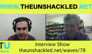 The Unshackled Waves Ep. 78 Interview Show with Law Academic Dr Augusto Zimmermann