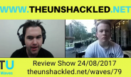 The Unshackled Waves Ep. 79 Australia Day, Traditional Marriage Posters, Bannon's Exit and Rebel Media's Week