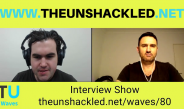 The Unshackled Waves Ep. 80 Interview Show with Stephen Cable
