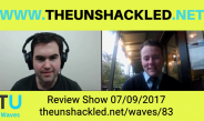 The Unshackled Waves Ep. 83 Marriage Plebiscite Proceeds, Father's Day, Hurricane Harvey and IS in the Philippines