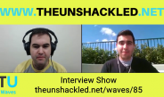 The Unshackled Waves Ep. 85 Interview Show with Emilio Garcia from Front and Center Podcast