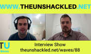 The Unshackled Waves Ep. 88 Interview Show with Solomon Tor-Kilsen from Kiwi Values