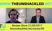 The Unshackled Waves Ep. 89 Marriage Debate, London Attack, Donald Trump at UN and Euthanasia in Victoria