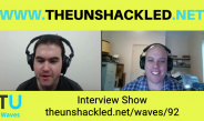 The Unshackled Waves Ep. 92 Interview Show with Lee Herridge from Taking Liberties Radio