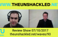 The Unshackled Waves Ep. 93 Las Vegas Massacre, Catalan Referendum, Plebiscite Turnout and Smoking Age