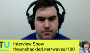 The Unshackled Waves Ep. 100 Interview Show with Queensland Election Candidate Shan Ju Lin