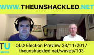 The Unshackled Waves Ep. 103 Queensland Election Preview