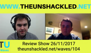 The Unshackled Waves Ep. 104 Banking Royal Commission, Bennelong By-Election, Manus Removal and Rudd's Anniversary