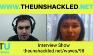 The Unshackled Waves Ep. 98 Interview Show with Vlogger Libby DownUnder