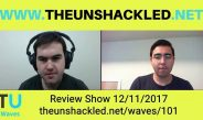 The Unshackled Waves Ep. 101 Citizenship Crisis, Left and Right Protests, Sex Scandals and Trump's Anniversary