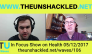 The Unshackled Waves Ep. 106 In Focus Show on Health Policy