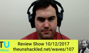 The Unshackled Waves Ep. 107 Same Sex Marriage Passed, Foreign Donations, Citizenship Declarations and Trump's Week