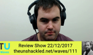 The Unshackled Waves Ep. 111 MYEFO, Cabinet Reshuffle, Flinders Street Attack and Trump Tax Cuts