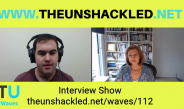 The Unshackled Waves Ep. 112 Interview Show with Bettina Arndt
