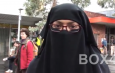 """""""We are oppressed!"""" Cries a Muslim woman"""