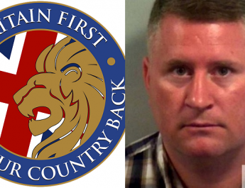 Britain First Banned From Facebook. Paul Golding Bashed in Jail