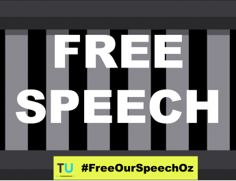 """Legal Action due to """"Hate speech"""" is Tyrannical"""