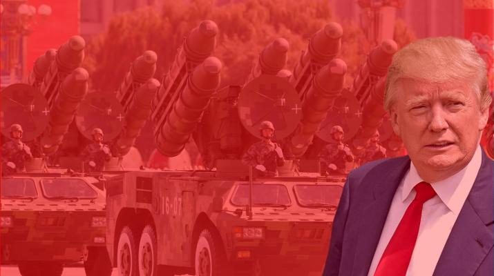 Donald Trump Military Parade