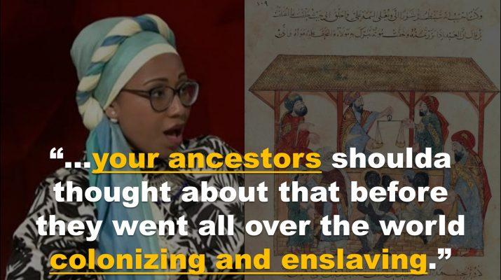Yassmin Abdel-Magied-Slavery