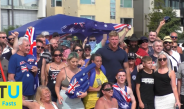 Fast – Australia Day 2018 at the True Blue Crew Beach Party