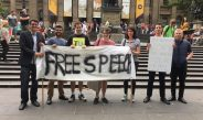 Fasts: Free Speech Rally – All Speeches