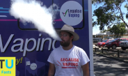 Fast – Legalise Vaping Campaign