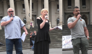Protect Victoria Rally – Full Speeches