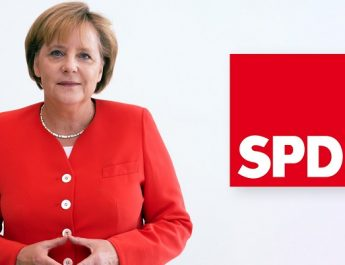 Merkel Surrenders Key Government Posts to The Social Democrats