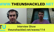 The Unshackled Waves Ep. 114 Interview Show with Ex-Antifa Member Shayne Hunter