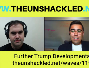 The Unshackled Waves Ep. 119 Shithole Countries, Trump's London Trip and Mexico