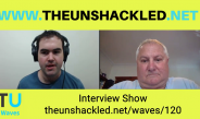 The Unshackled Waves Ep. 120 Interview Show with Hayden Bradford From Protect Victoria