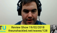 The Unshackled Waves Ep. 128 Barnaby vs Malcolm, Religious Review, Indigenous Voice and Florida School Shooting