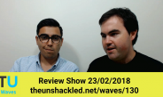 The Unshackled Waves Ep. 130 Barnaby Joyce Resigns, Abbott on Immigration, Child Protection and Moves Against Guns
