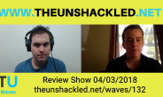 The Unshackled Waves Ep. 132 Michael McCormack, Slimy Shorten, Tasmanian Election and the Mardi Gras