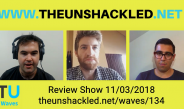The Unshackled Waves Ep. 134 Trump on North Korea and Tariffs, South Africa and International Women's Day